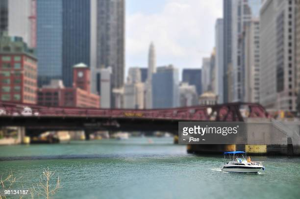 Chicago River Boat Ride