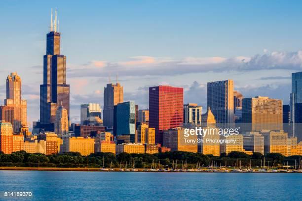 Chicago Skyline - Chicago Illinois