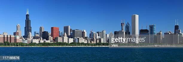 Chicago Skyline, Illinois
