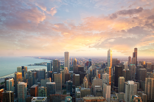 Chicago sunset time 941021400