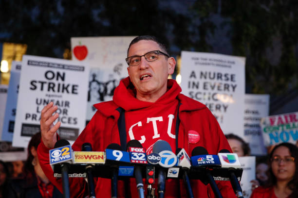 IL: Chicago Public School Teachers Go On Strike