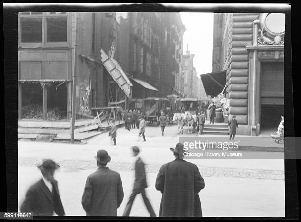 Chicago Teamsters' strike Chicago Illinois 1905