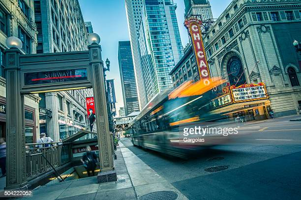 Chicago Theater, USA