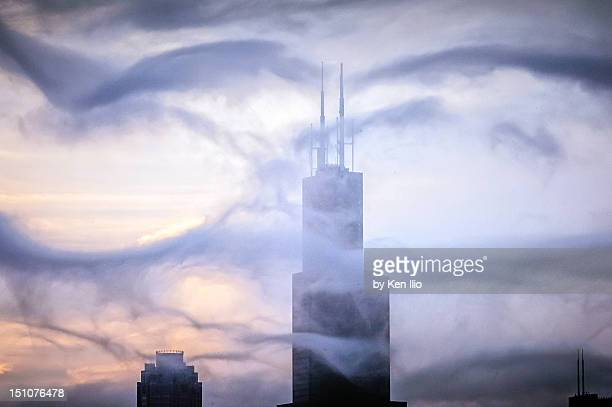 chicago tops no. 2 - ken ilio stock photos and pictures