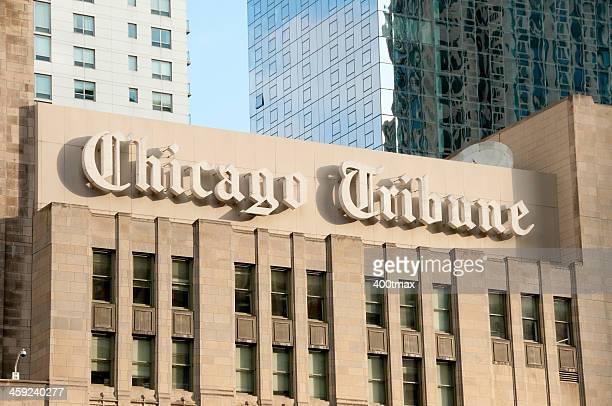 Chicago Tribune Newspaper