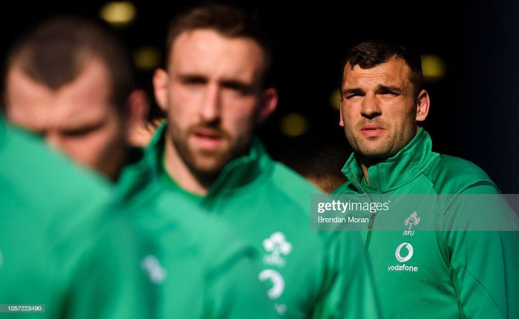 Ireland v Italy - International Rugby : News Photo