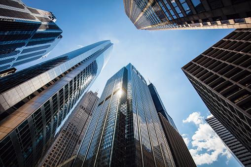 Chicago Urban Skyscrapers USA 1061054324