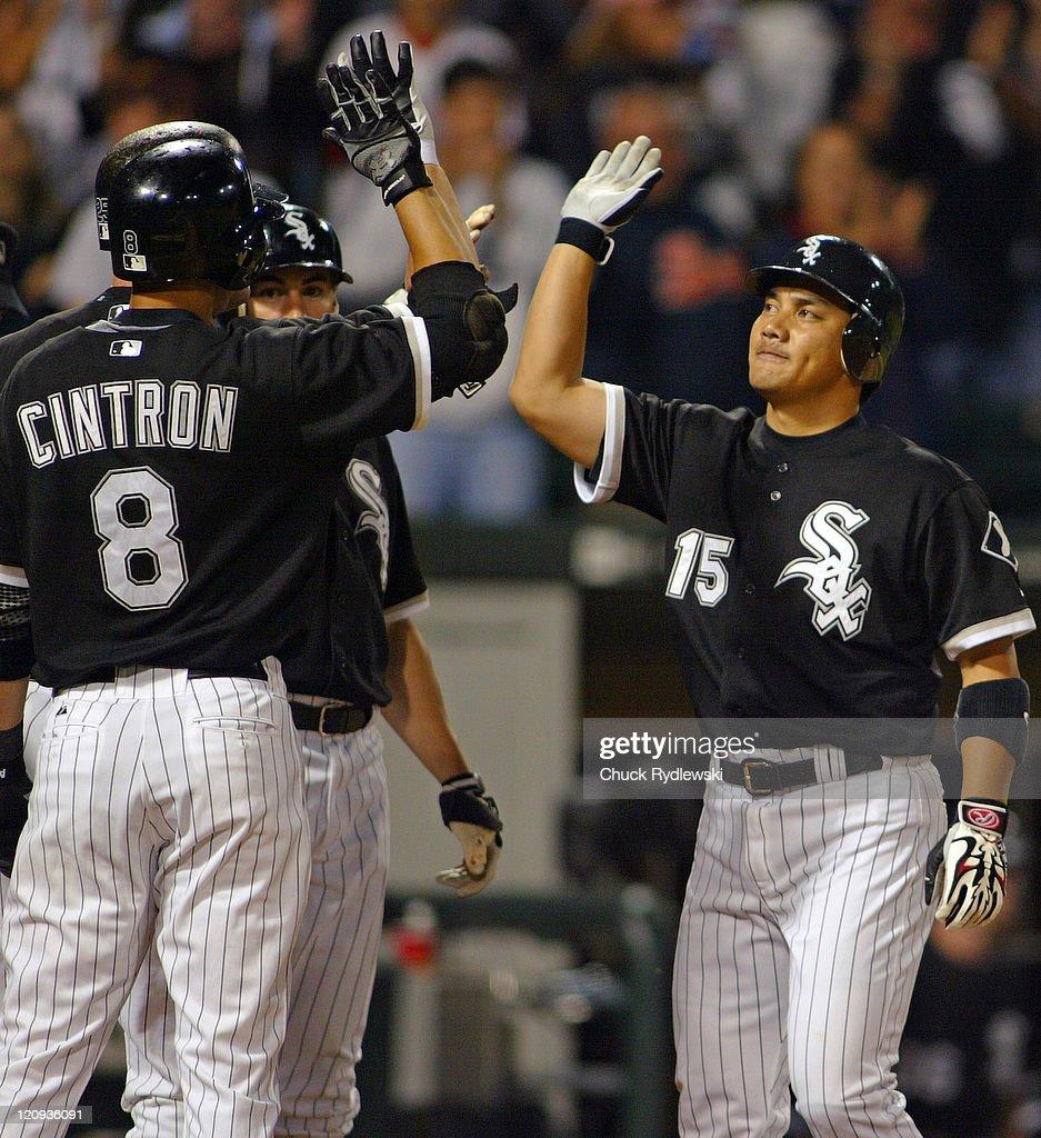 Houston Astros vs Chicago White Sox - June 25, 2006 : News Photo