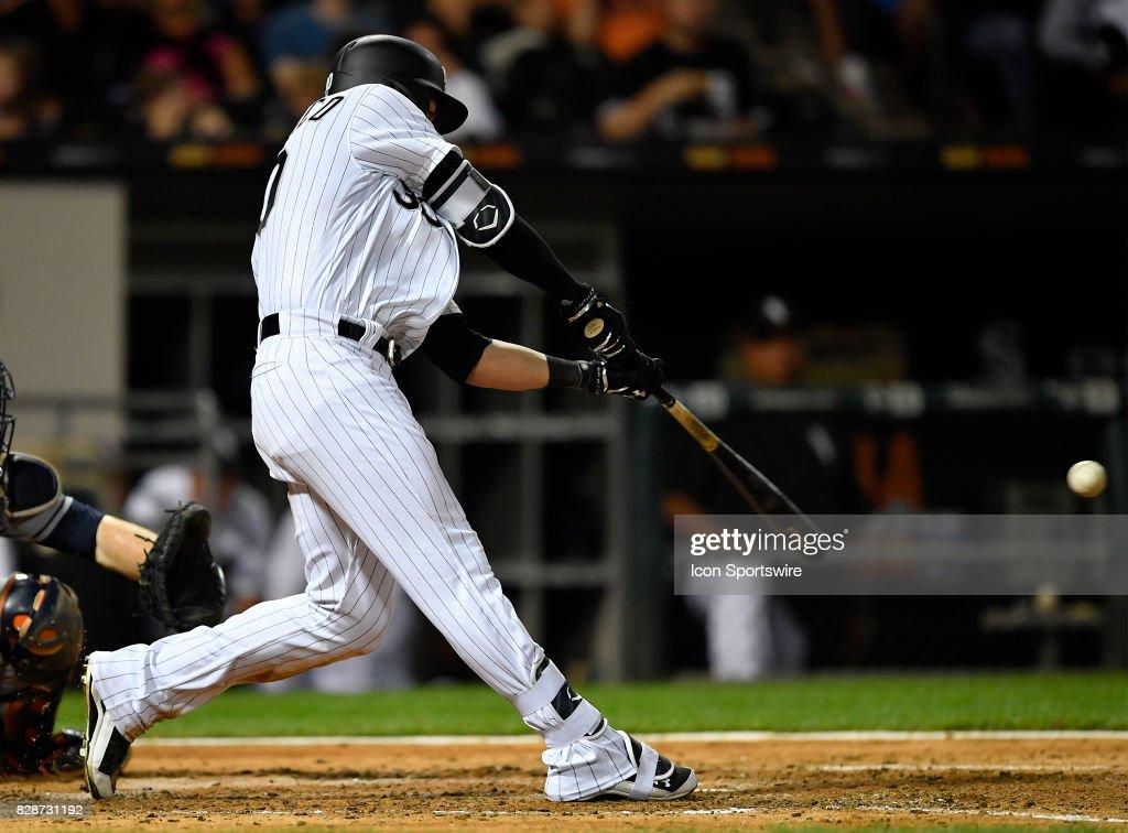 MLB: AUG 09 Astros at White Sox : News Photo