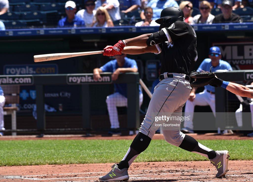 MLB: JUN 08 White Sox at Royals : News Photo