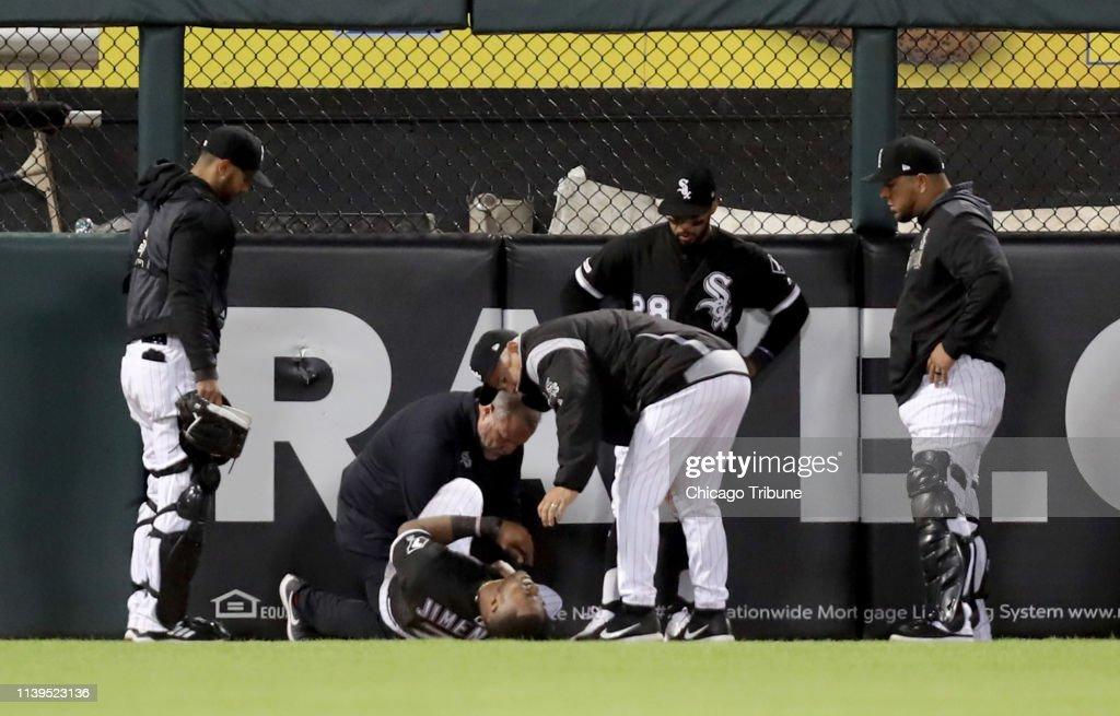 Detroit at Chicago White Sox : News Photo