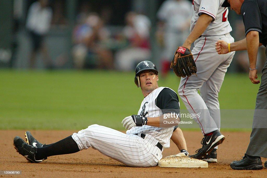 Boston Red Sox vs Chicago White Sox - July 23, 2005
