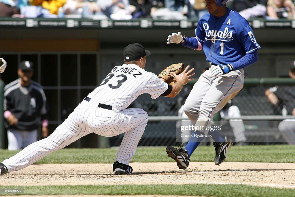 Kansas City Royals vs Chicago White Sox - May 13, 2007
