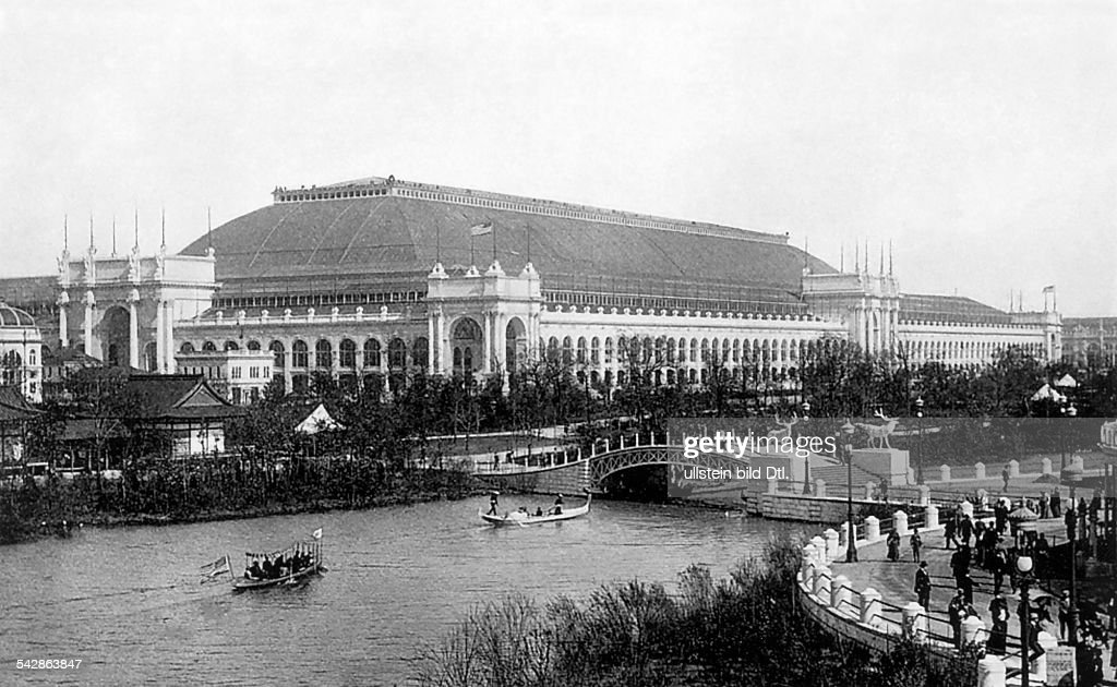 Pin on 1893 World's Fair-Columbian Exposition |Worlds Fair 1893