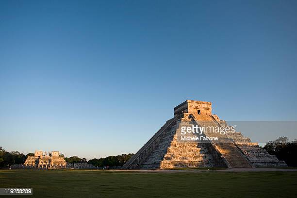 Chichen Itza pyramids