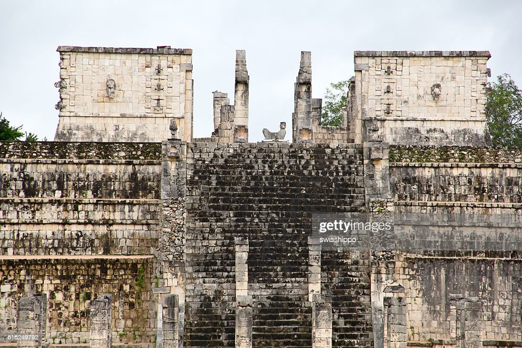 Chichen-Itza : Stock Photo