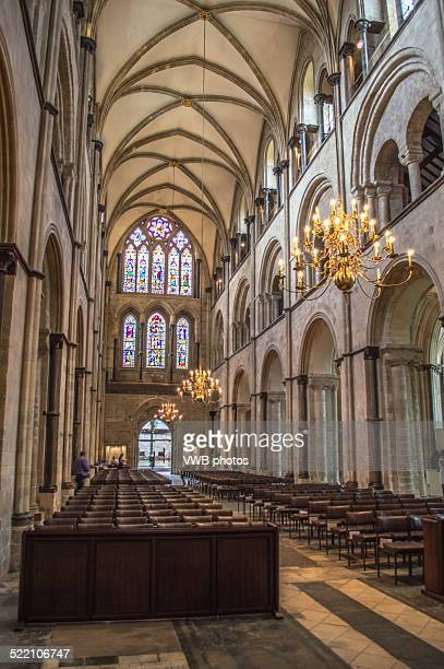 Chichester Cathedral, Chichester, West Sussex, Eng