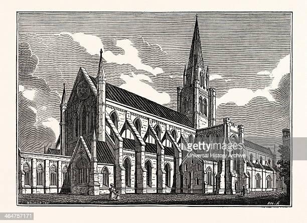 Chichester Cathedral UK Britain British Europe United Kingdom Great Britain European