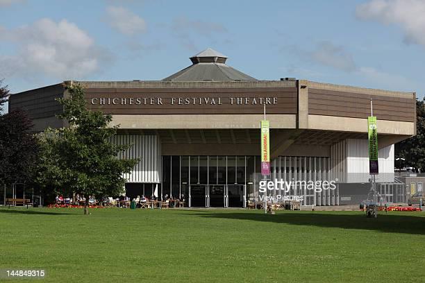 Chichester Festival Theatre, Oaklands Park, Chichester, West Sussex, United Kingdom, Architect: Powell & Moya Chichester Festival Theatre, Powell &...