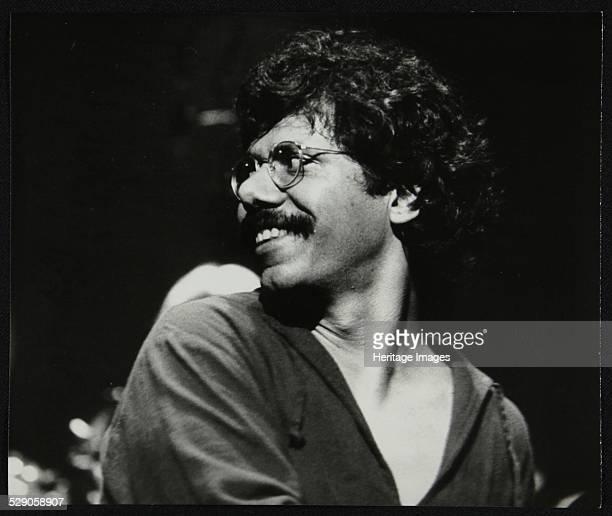 Chick Corea in concert, Finsbury Park Odeon, London, April 1978. Artist: Denis Williams .