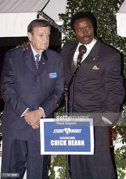 Chick Hearn television broadcaster Jim Hill in a December 2001 file photo Hearn died while recovering at a Los Angeles hospital from two brain...