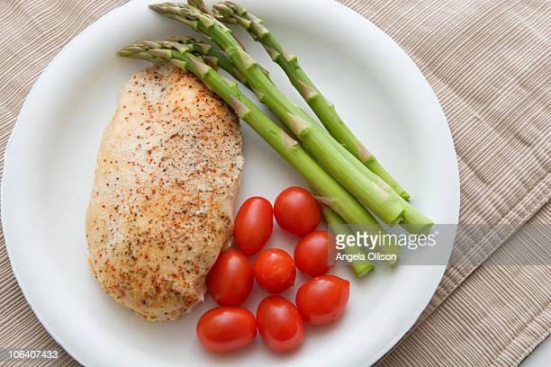 Chicken and Veggie Dinner