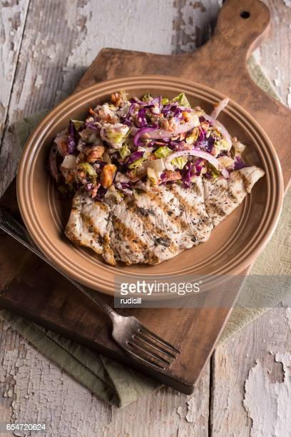 Chicken Breast Chop Salad