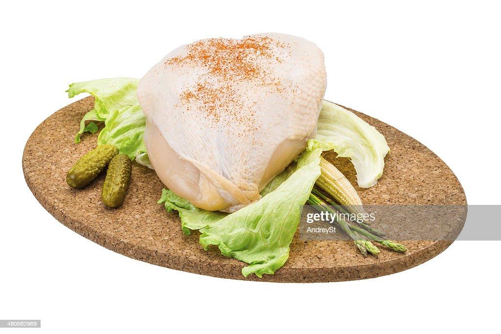 Chicken breast : Stock Photo