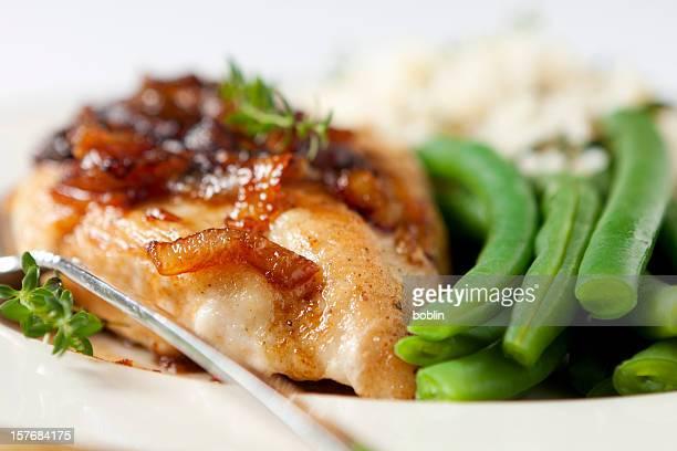 Chicken Breast with Marsala Sauce