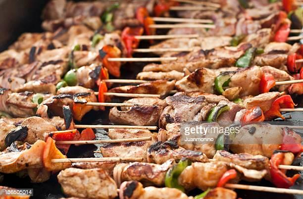 Chicken Brochettes