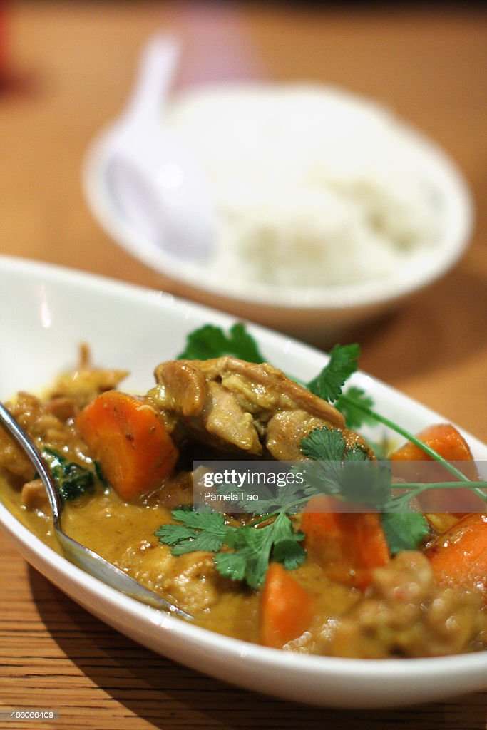Chicken Curry : Stock Photo