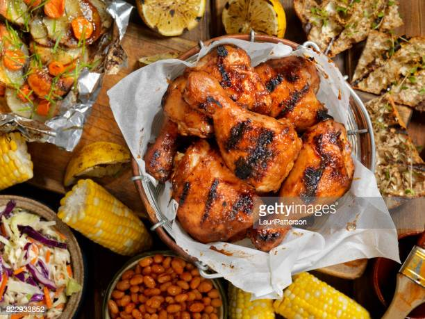 BBQ Chicken Feast