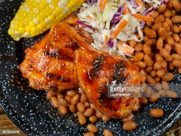 BBQ Chicken Feast