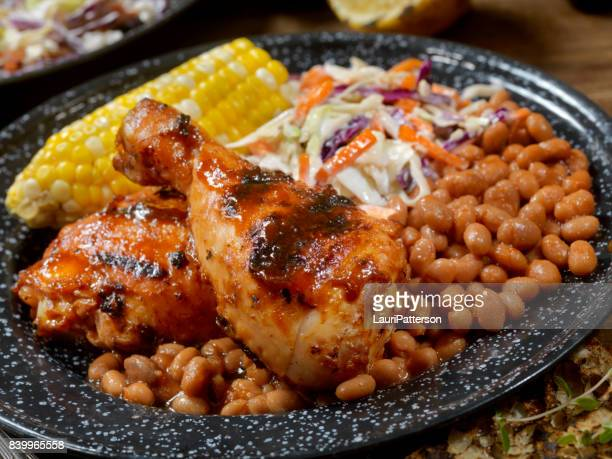 BBQ Chicken Meal