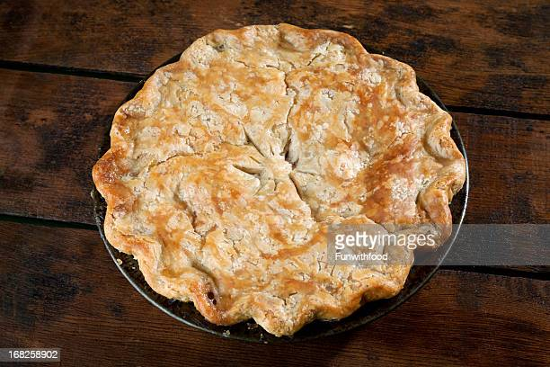 Chicken Meat Pot Pie