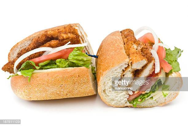 Chicken Milanese Sandwich