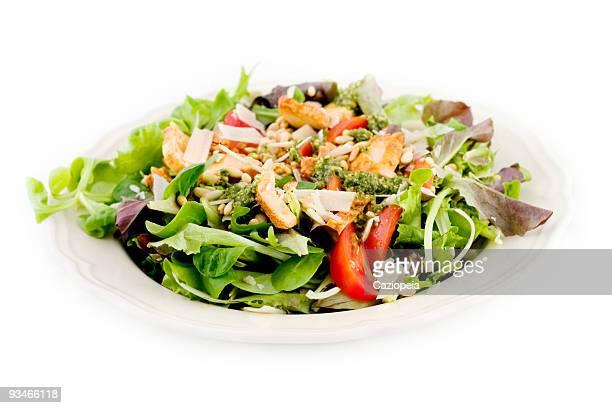Pesto Salada de Galinha
