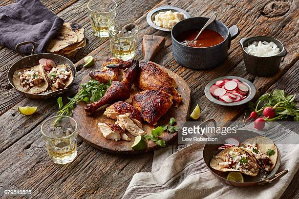 chicken - rustic stock pictures, royalty-free photos & images