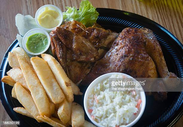 Chicken Rico is part of a small Maryland chain of Peruvian pollo restaurants. Its rotisserie chicken recipe can be traced back to Peru, where...