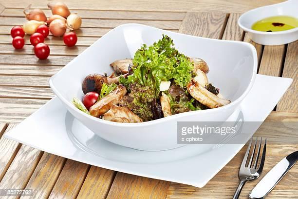 Ensalada de pollo (Haga clic para obtener más información