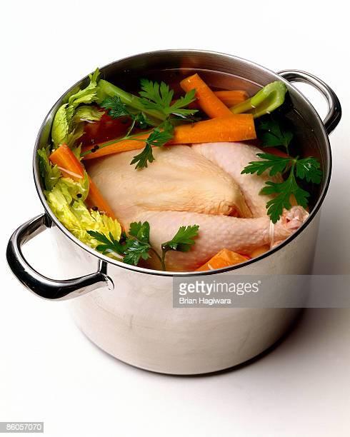 chicken soup - chicken soup - fotografias e filmes do acervo