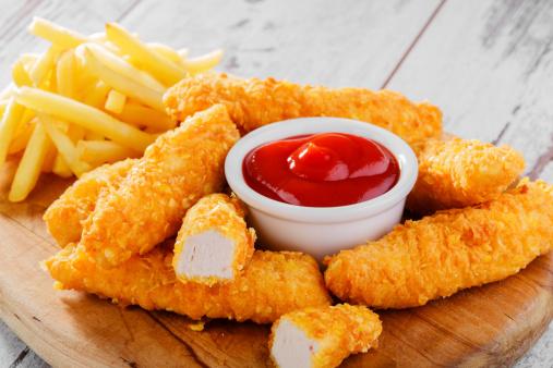 chicken stripsy 488439655