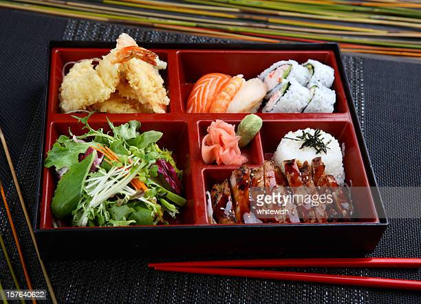 Chicken Teriyaki Combination Bento