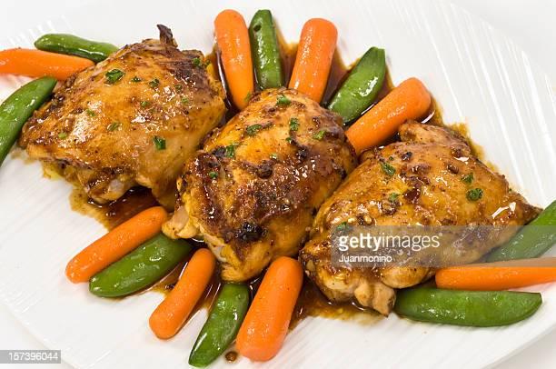chicken thighs