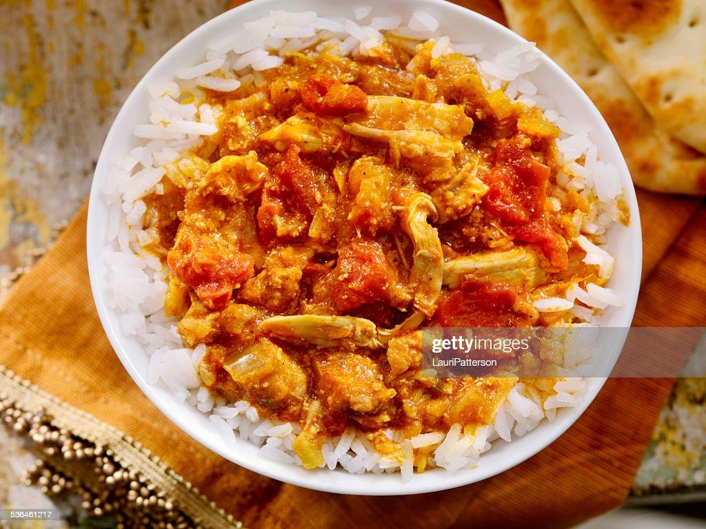 Chicken tikka masala : Stock Photo