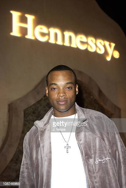Chico Benymon during Hennessy X.O Presents Akon Live Performance - Los Angeles at Private Home in Santa Monica, California, United States.