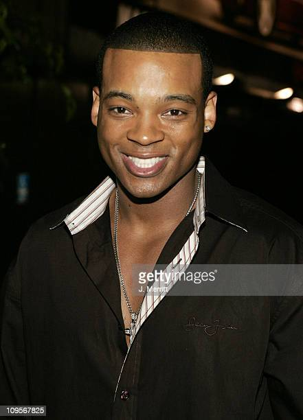Chico Benymon during Pelle Pelle's Celebrity Catwalk for Charity, Hosted by Nicole Richie - Arrivals at The Paladium in Los Angeles, California,...