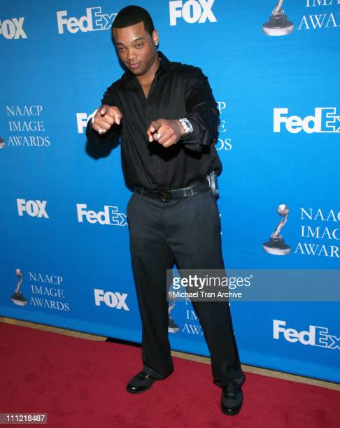 Chico Benymon during The 37th Annual NAACP Image Awards Nominee Luncheon - Arrivals at Beverly Hilton Hotel in Beverly Hills, California, United...