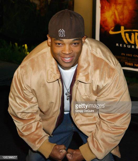 "Chico Benymon during ""Tupac: Resurrection"" World Premiere at Cinerama Dome in Hollywood, California, United States."