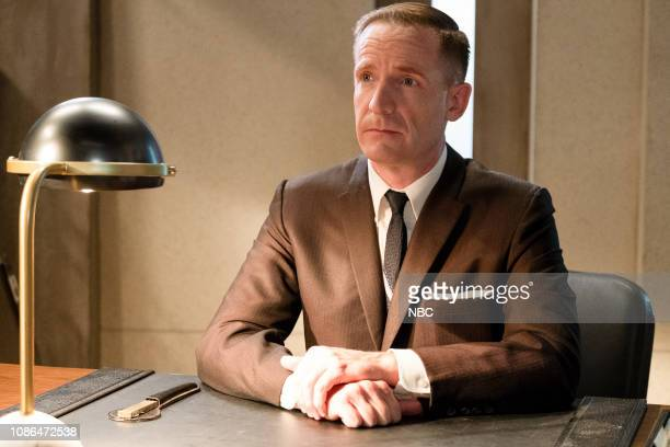 "Chidi Sees the Time-Knife"" Episode 312 -- Pictured: Marc Evan Jackson as Shawn --"